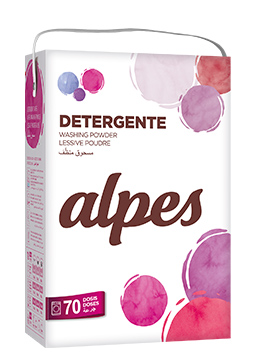 Alpes powder detergent 70 washes