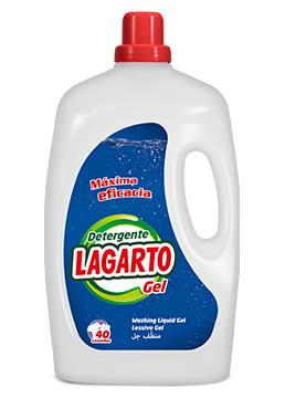 Lagarto gel detergent