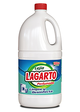 Lagarto javel parfumée