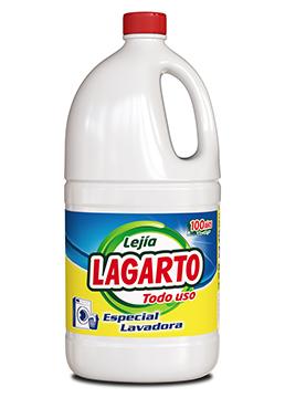 Lejía Lagarto Todo Uso 2l