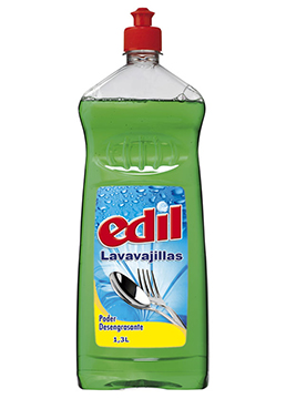 Edil washing-up liquid Ultra 1300 ml.