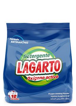 Ecopack Detergente Lagarto Oxígeno Activo 12 Lavados
