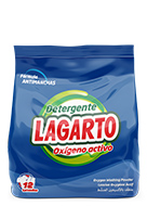 Lagarto oxiaction detergent eco-pack