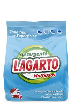 Lagarto lessive multiusages