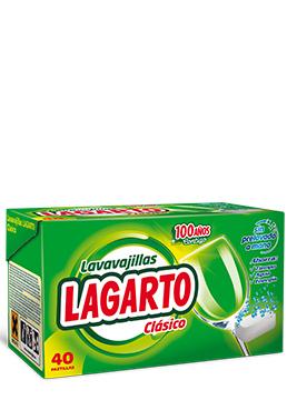 Lagarto tablettes lave vaisselle classique