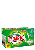 Lagarto dishwasher classic tablets 40 u.