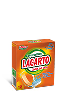 Lagarto dishwasher tablets all-in-one 10 u.