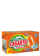 Lagarto dishwasher tablets all-in-one 40 u.