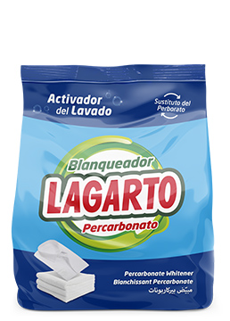 Lagarto percarbonate whitener