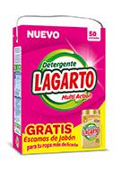 Detergente Lagarto Multi Acción 50 Lavados