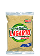 Lagarto natural soap flakes