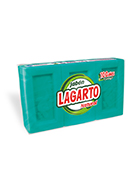 Jabón Lagarto Natural 3X250g