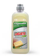 Lagarto Platinum concentrated floor cleaner soap