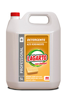 Lagarto Professional powder detergent with soap