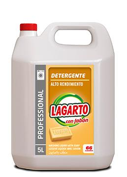 Lagarto Lessive au savon professional
