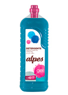Alpes gel detergent