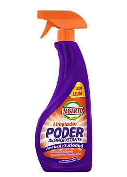 Limpiador Poder Desincrustante Lagarto