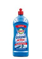 (Español) Limpiador Lagarto Multisuperficies Oxigeno Activo