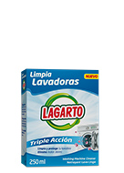 Lagarto Washing Machine Cleaner